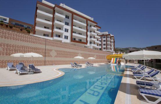 4+1 Reverse Dublex apartments in alanya, Turkey