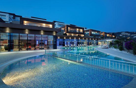 3+1 Luxury Apartment for sale in Kargicak