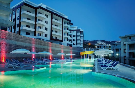 Luxury Granada Residence Apartments for sale in Kargicak, Alanya