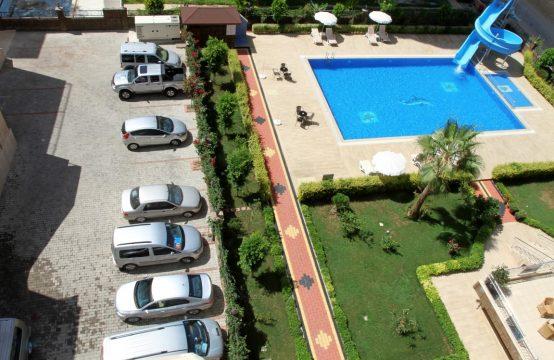 3+1 Apartments in Alanya, Turkey