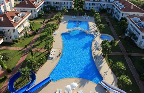 Belek Beachwood Golf Resort 4+1 Duplex Apartments