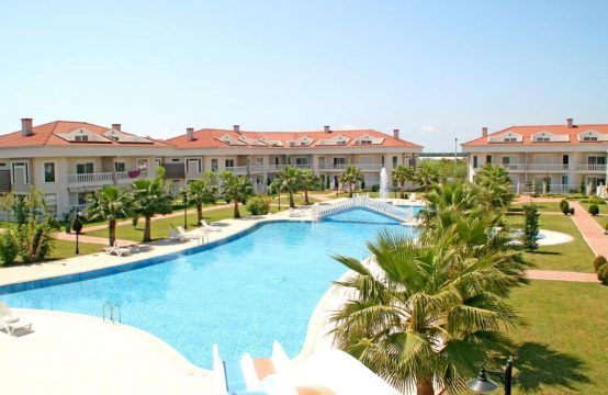 Belek Beachwood Golf Village 2+1 Apartments