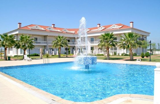 For sale 5+1 Duplex Apartments in Belek Golf Village