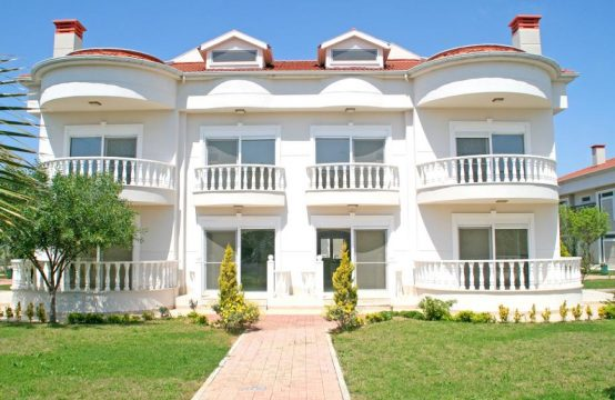 Belek Golf Resort 4+1 Triplex Semi Detached Villas