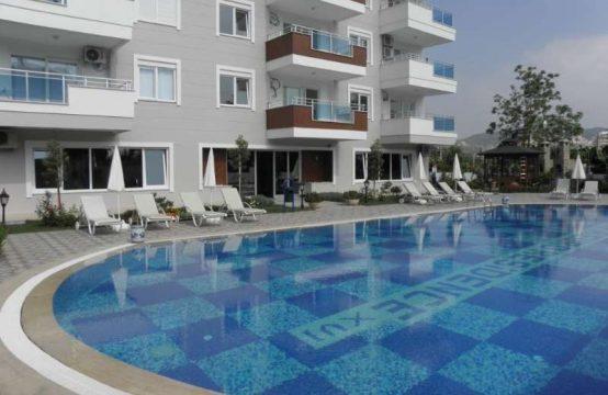 1+1 New Apartments in Mahmutlar, Turkey