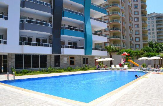 3+1 Duplex Penthouses at Sonas Life Residence in Mahmutlar