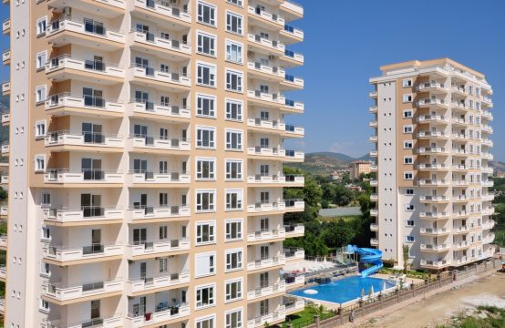 Apartmens in Mahmutlar, Alanya