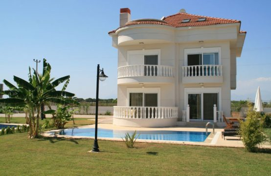 Belek Golf Resort 4+1 Triplex Villas(Private Pool)
