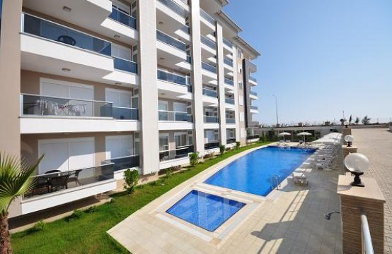 Fully Furnished Dublex in Alanya