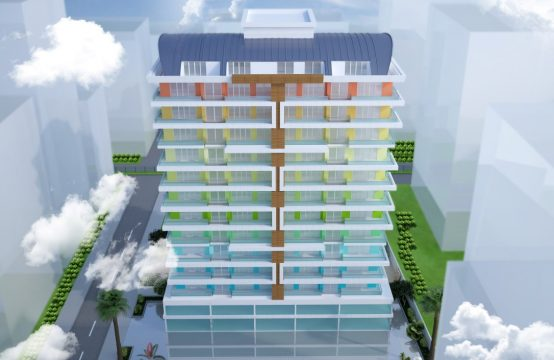 New Apartments Project for Investment in Turkey