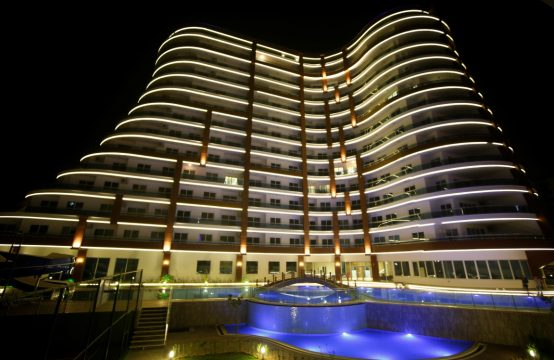 The Lumos Residence for Investment in Alanya, Mahmutlar