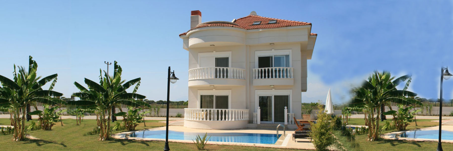 Luxury New Apartments for Sale in Alanya, Turkey